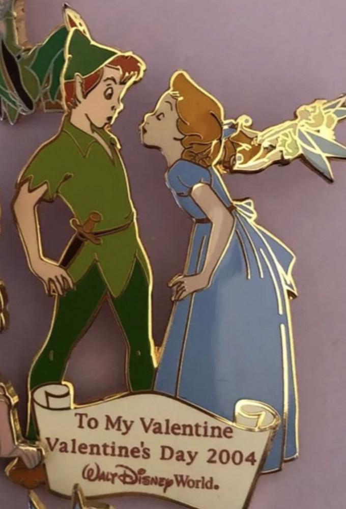 Peter Pan Wendy tinkerbell