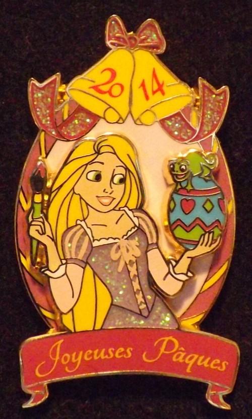 Rapunzel Joyeuses Paques
