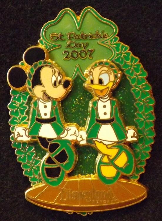 Minnie & Daisy Irish Dancing