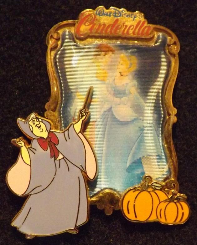 Cinderella Lenticular