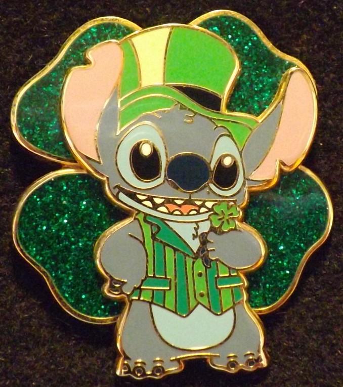 St Patrick's Day Stitch
