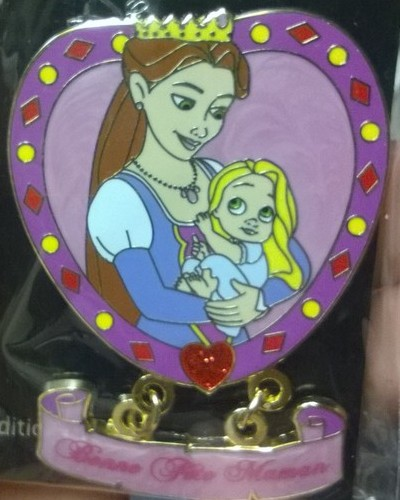 The Queen and Rapunzel