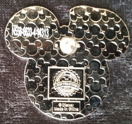 St. Patrick's Mickey Icon