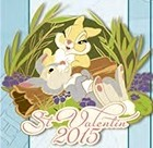 Thumper & his girlfriend Miss Bunny