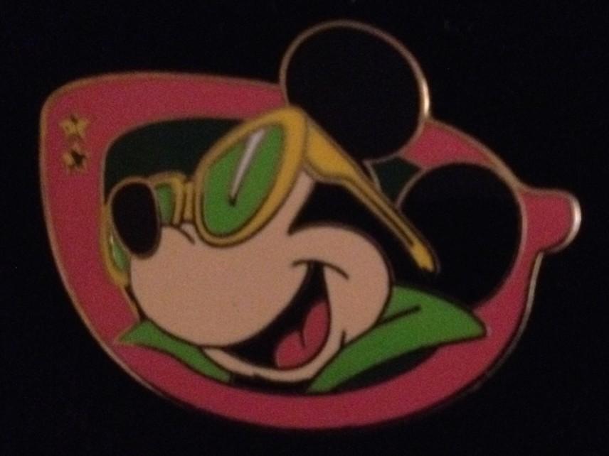 Sunglass Mickey