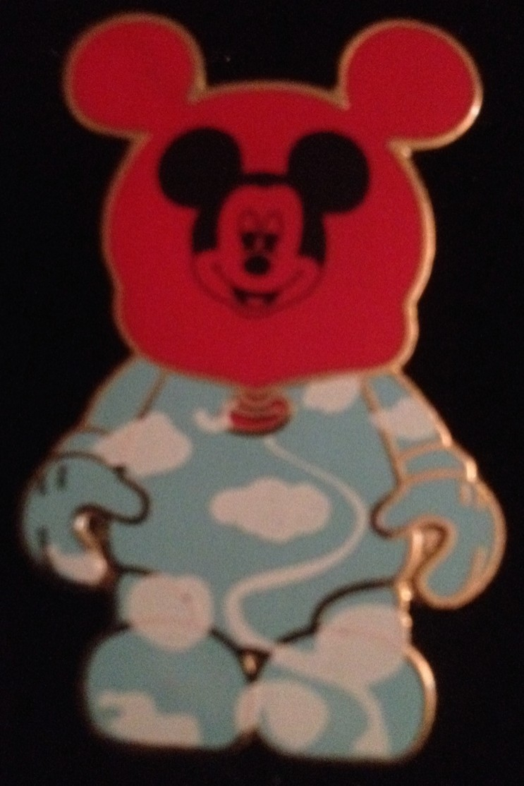 Red Balloon Mickey (Chaser)