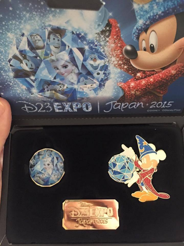 Three Pin Boxed Set