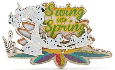 101 Dalmatians Swing Into Spring