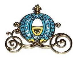 Cinderella's Carriage (Jeweled)