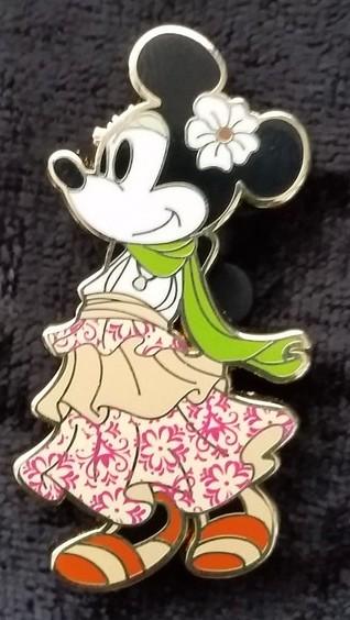 Boho Minnie Mouse