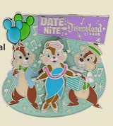 Annual Passholder Exclusive Chip, Dale and Clarice