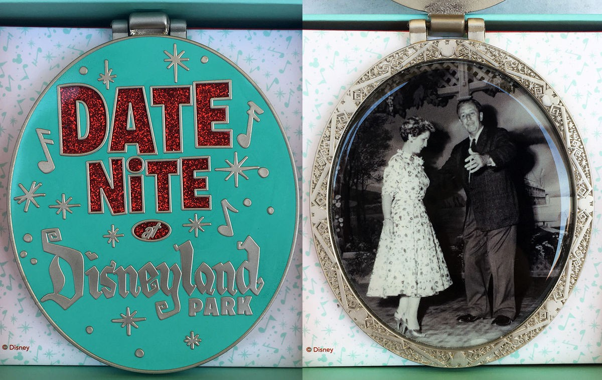 Walt and Lillian Jumbo Pin