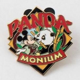 Mickey Mouse - Panda Monium