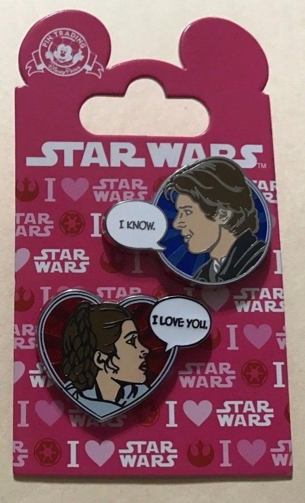 Leia and Han I love you