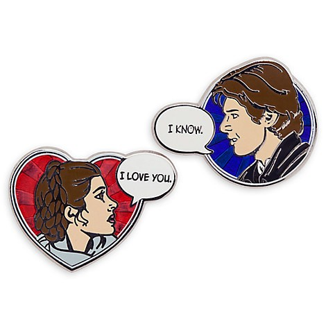 Leia and Han I love you