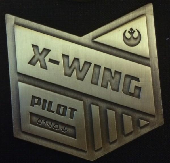 X-Wing Pilot Pin