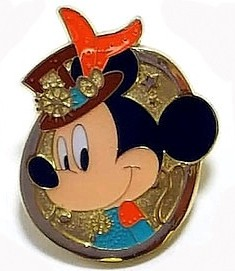 Mickey Mouse only