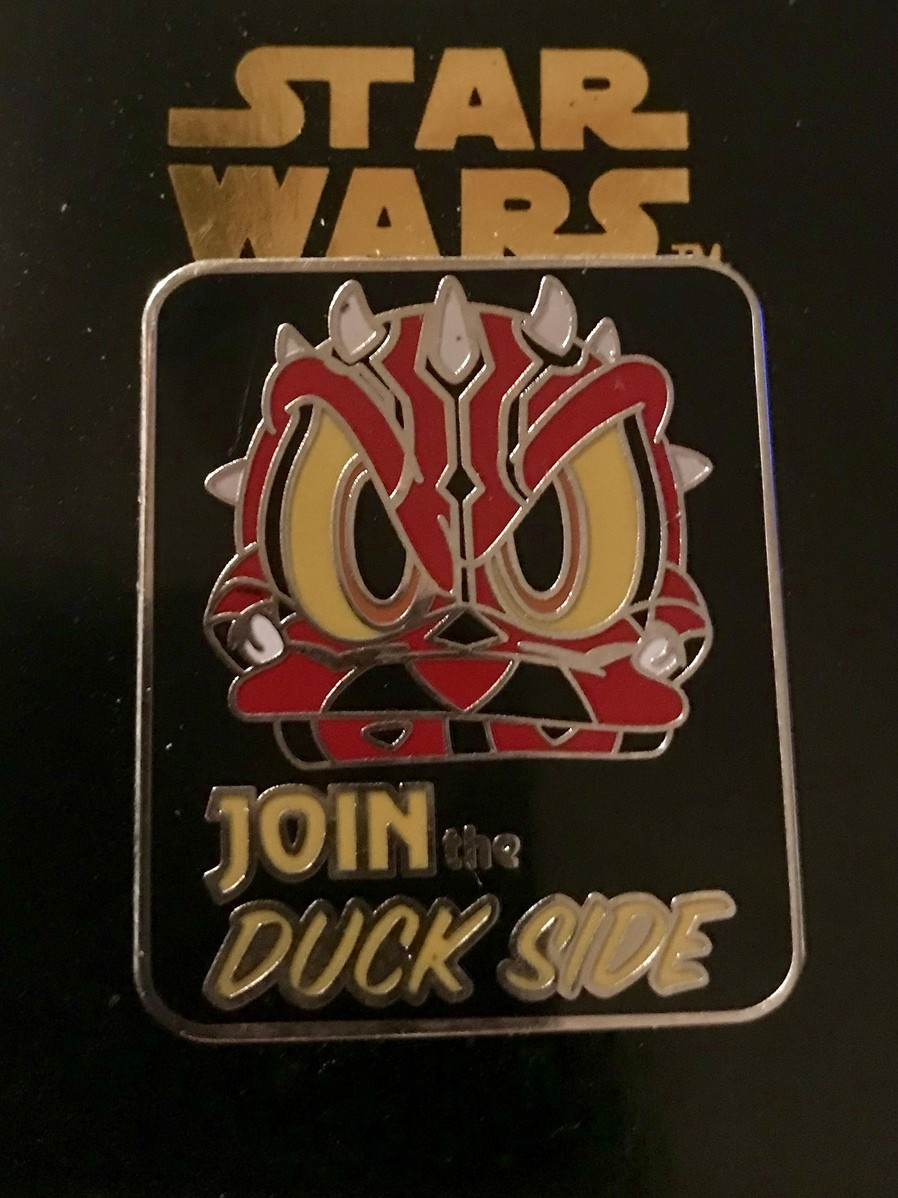 Donald - Join the Duck Side