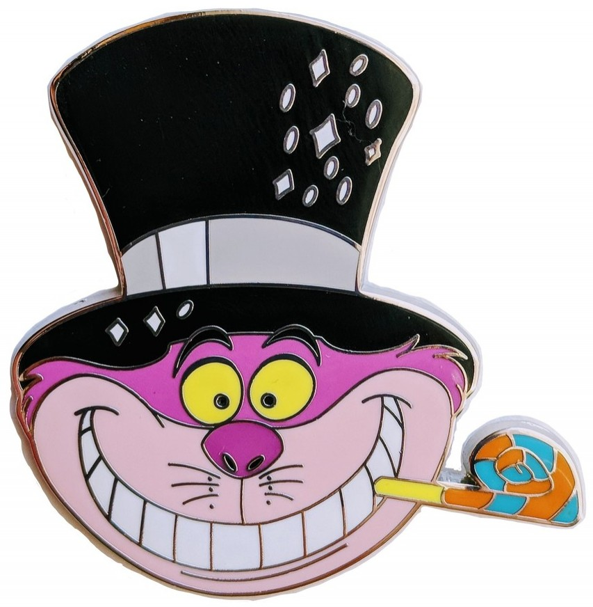 Cheshire Cat New Years