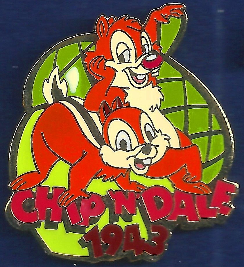 Chip and Dale 1943