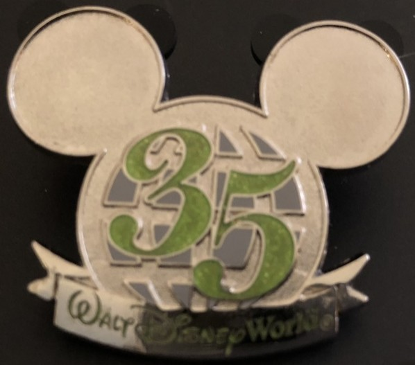 35th Anniversary Mickey Icon
