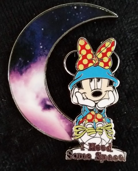 Minnie I Need Some Space
