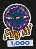 Who Wants to Be a Millionaire: Play it!