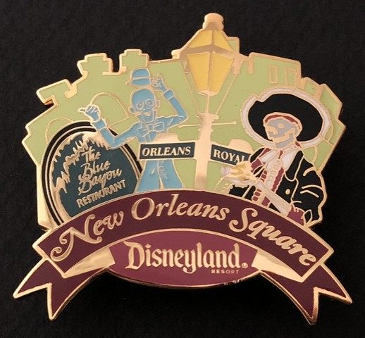 Pin of the Month (October 2006)