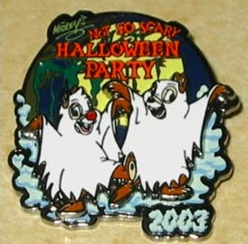 Chip & Dale as Ghosts