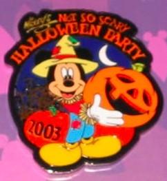 Mickey Mouse as Scarecrow