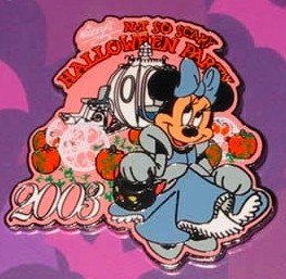 Minnie Mouse as Cinderella