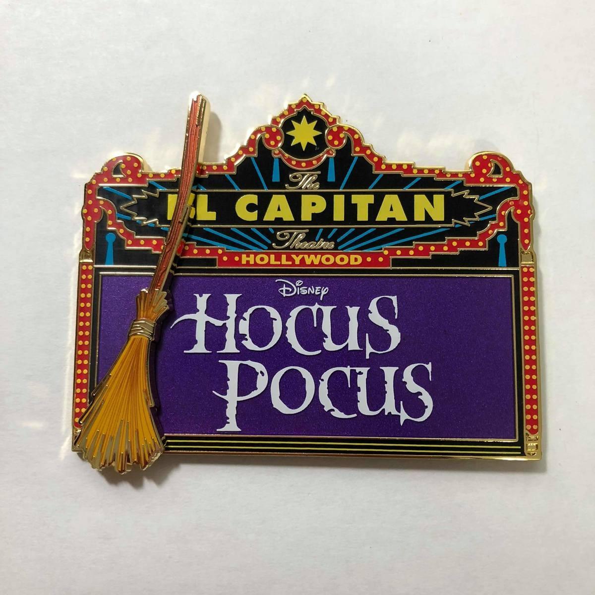 Hocus Pocus Marquee #4