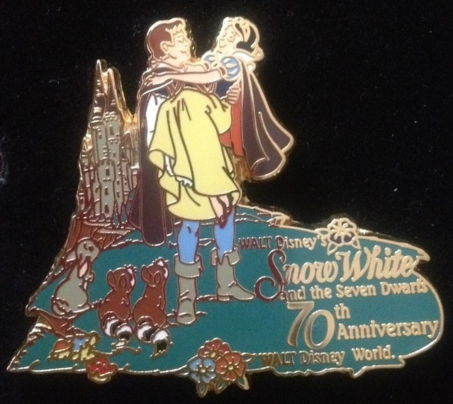 Snow White and Prince Philip