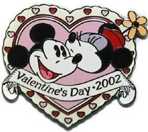 2002 (Mickey & Minnie In Heart)