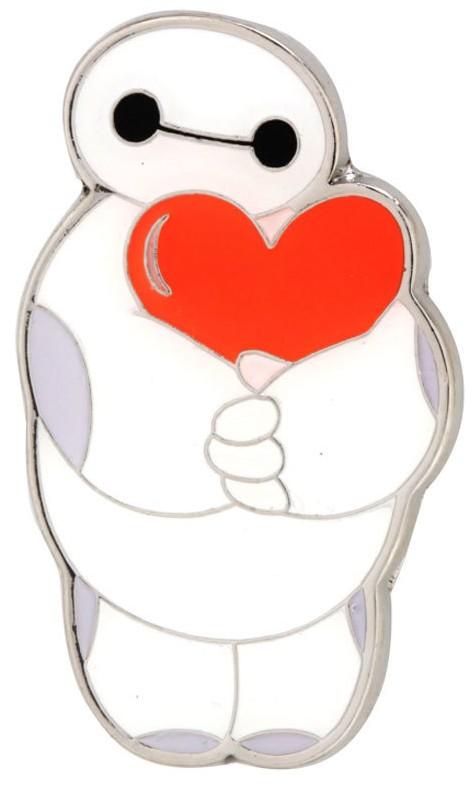 Baymax Heart Hug