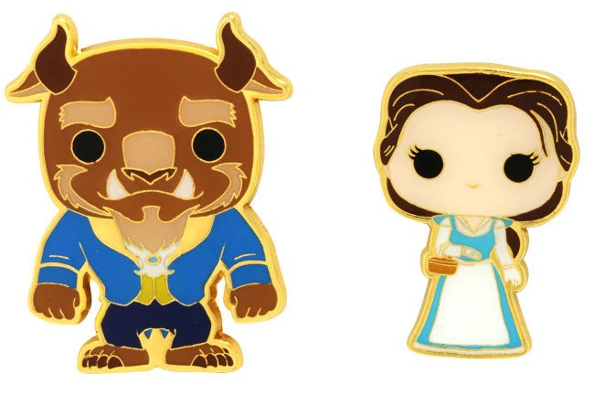 Funko Pop! Beauty and the Beast