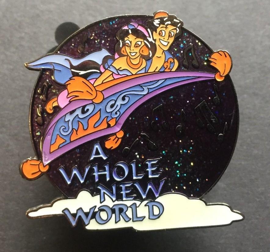 A Whole New World (Purple) Musical