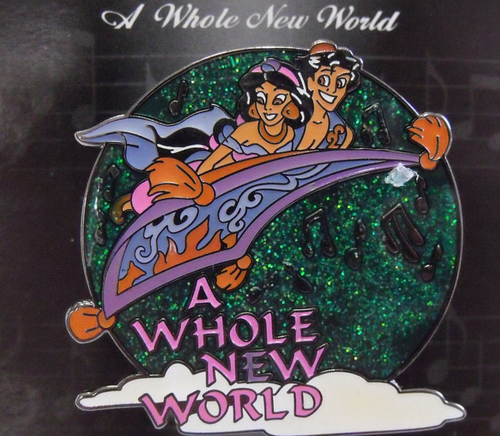 A Whole New World (Green) Musical