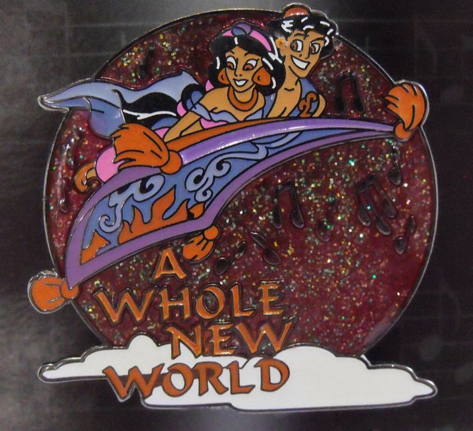 A Whole New World (Pink) Musical