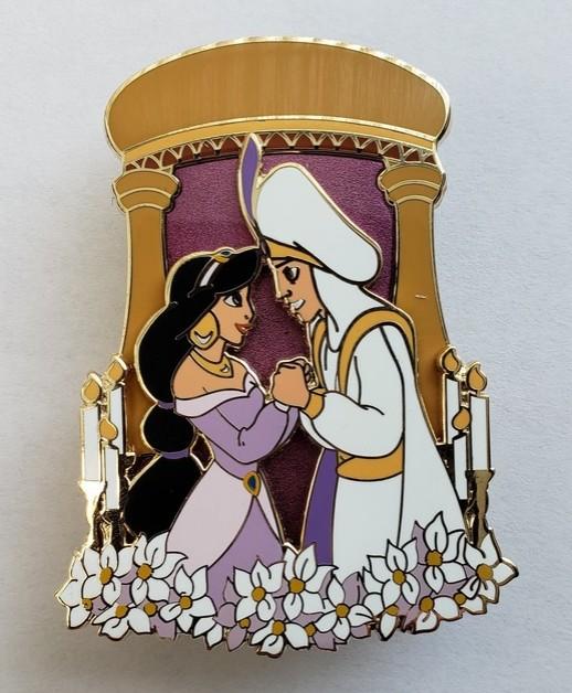 Aladdin & Princess Jasmine