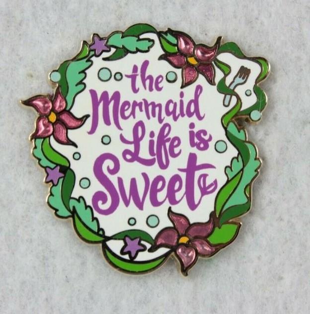 Little Mermaid - Mermaid Life is Sweet