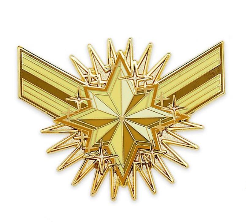 Captain Marvel's Star