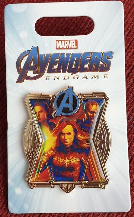 Captain Marvel, Black Widow and Nebula