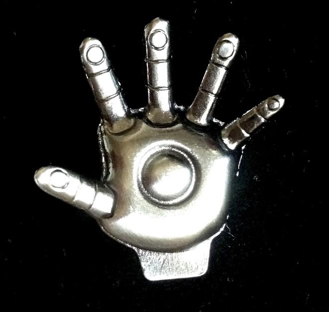 Iron Man Suit Hand
