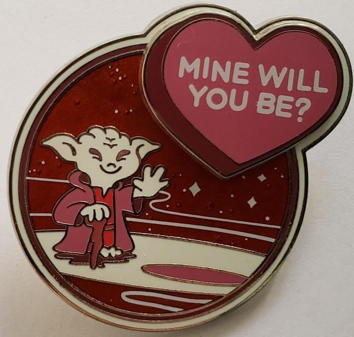Yoda Valentine - Mine Will You Be?