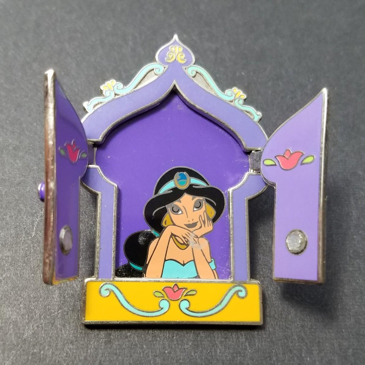 Princess Hinged Windows (Jasmine)