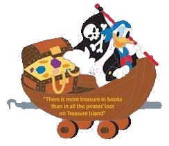 DLR - Annual Passholder Exclusive - Train Quote - Pirate Donald