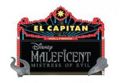 Maleficent Mistress of Evil Marquee