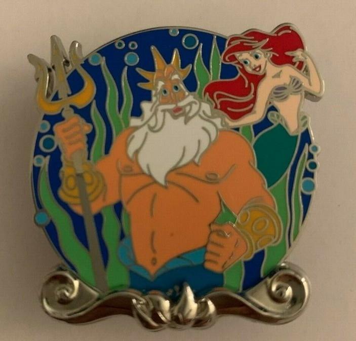 Ariel & Triton