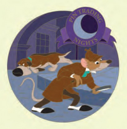 The Great Mouse Detective Basil and Doby